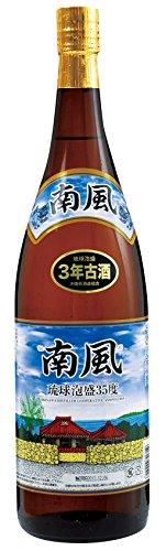 乙類35° 古酒 泡盛 1.8L