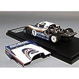 【タバコ仕様】HPI 1/43 ポルシェ 956LH ロスマンズ ルマン Porsche 956 LH (#1) 1982 Le Mans 完成品
