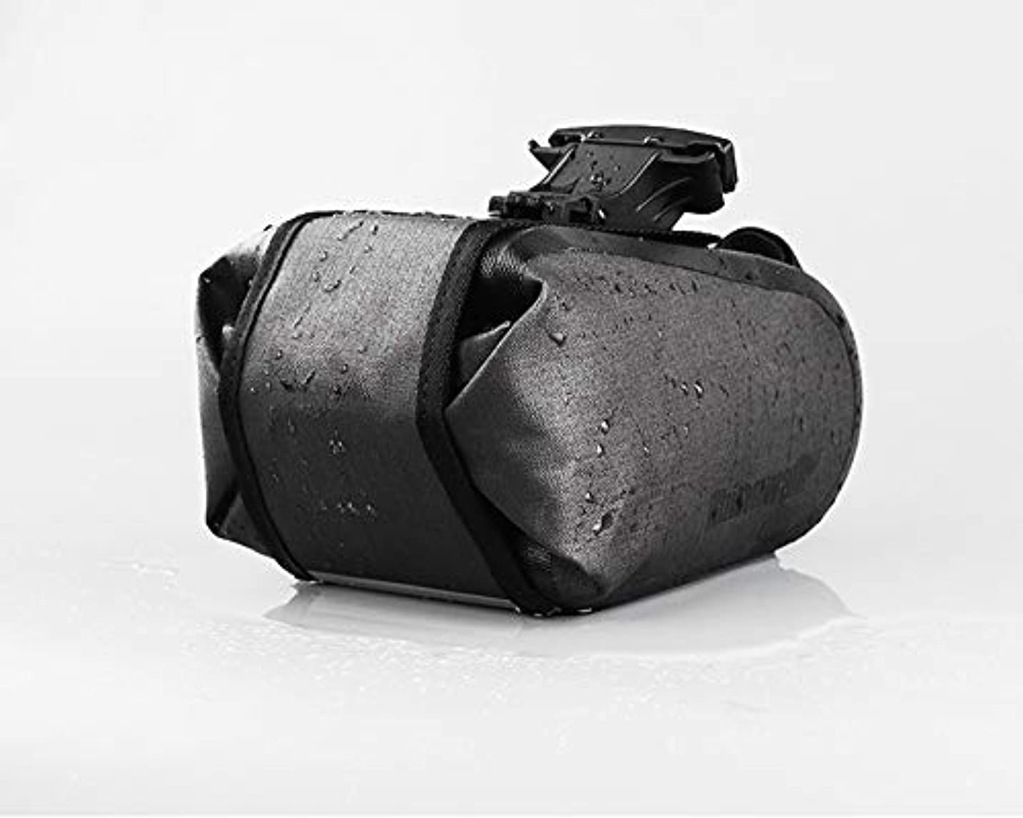 どのくらいの頻度で道徳明らかに防水サドルバッグ完全防水| Jtogo.jp大容量|タフTPUシェルバックル取り付けサイクリングバッグ (Color : Black)