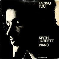 Facing You(W.GERMANY ECM ORIGINAL,ECM1017)[Keith Jarrett][LP盤]