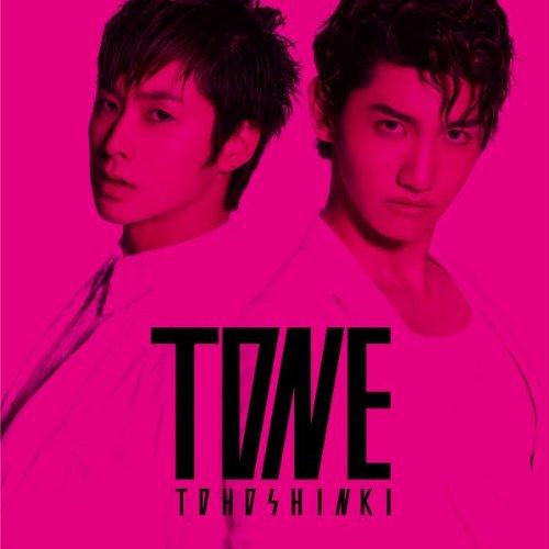 TONE【特典ポスター無】(初回盤)(ジャケットA)(DVD付)