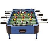 トップテーブルのサッカーのおもちゃのゲーム、デスクトップサッカーのおもちゃの駅、6ショットのサッカーボード、ミニ屋内のおもちゃ、家族のフットボールのゲーム