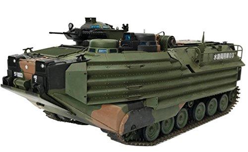 童友社 1/35 陸上自衛隊 AAV7 A1 RAM/RS 陸上自衛隊水陸両用車 プラモデル