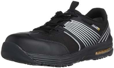 [ミドリ安全] 作業靴 スニーカー ISA801 静電 ISA801 静電 ブラック(ブラック/22.0)