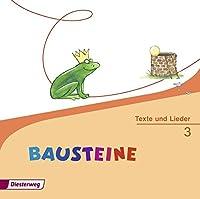 BAUSTEINE Lesebuch 3. Hoer-CD: Ausgabe 2014