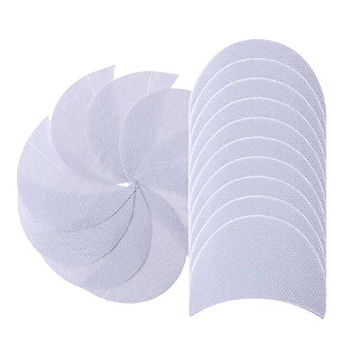 降伏テキストガム目のアイシャドウのまつげエクステンションで50sheetパッドダストは、毎日使用するためシールズ唇メイクのプロのメイクアップアイシャドウ印刷テンプレートマスク