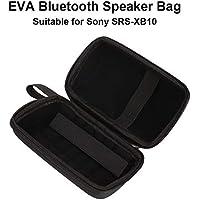 ボックスストレージケース耐久性のあるOxford EVA防水防塵ソニーSRS - XB10用