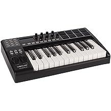 Panda 25-Key Professional Studio MIDI Keyboard/DAW Controller