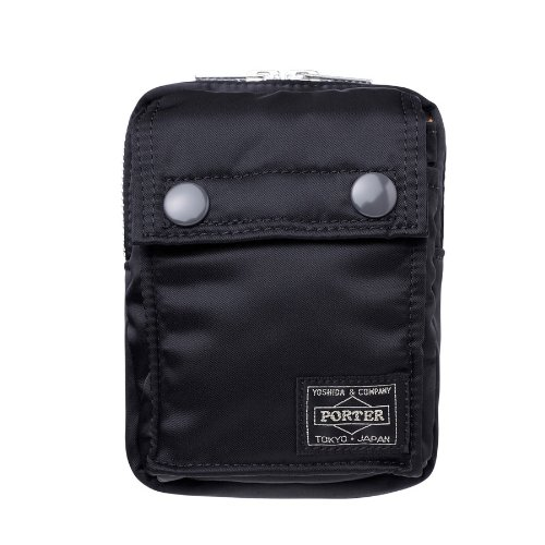 (ヘッド・ポーター) HEAD PORTER | TANKER-ORIGINAL | POUCH BLACK