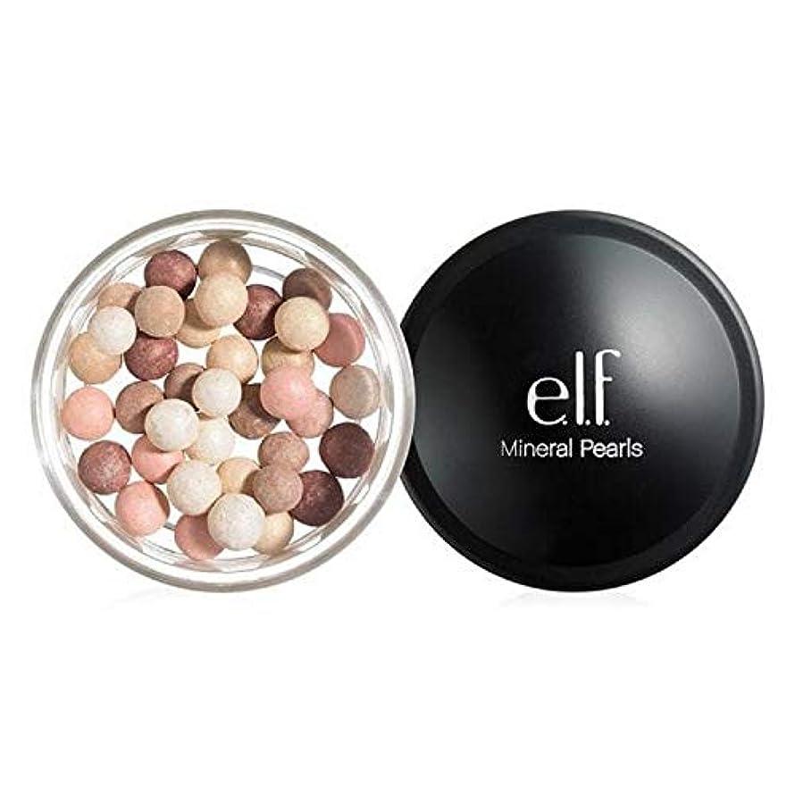 パンツフローコテージ[Elf ] エルフ。ミネラルパールナチュラル - e.l.f. Mineral Pearl Natural [並行輸入品]