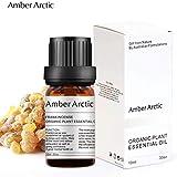 AMBER ARCTIC フランキンセンス エッセンシャル オイル ディフューザー 用 100%ピュア フレッシュ オーガニック 植物 療法 フランキンセンス オイル 10ml / 0.33oz