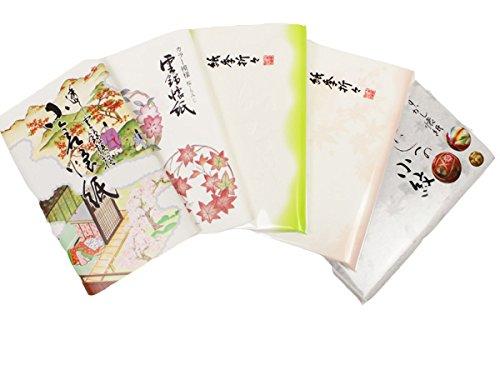 M 秋風 懐紙福袋 【5帖セット】/ホ/茶道具 おけいこ 季...