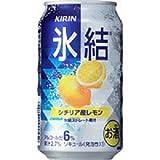 キリンチューハイ 氷結 レモン 350ml×24缶(1ケース)