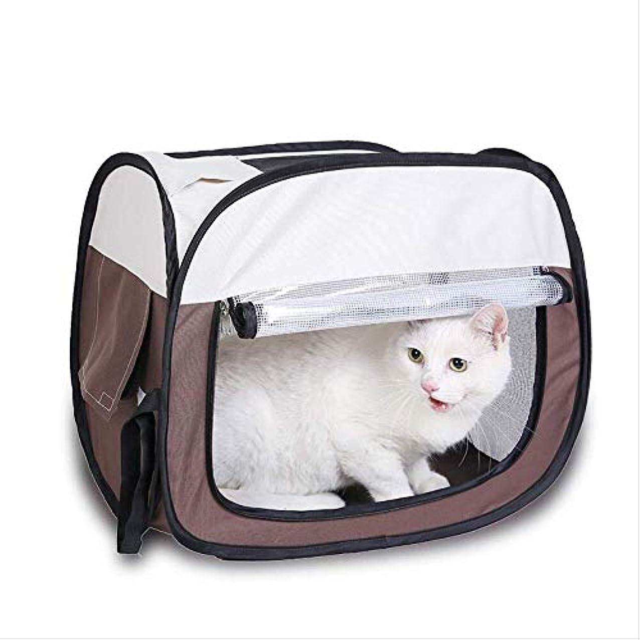 大惨事迷惑絵Small Pet Dog ペットのバスボックス猫犬の入浴機乾燥ヘアドライヤー風呂バッグサイズ犬ホーム吹く髪アーティファクト Cat