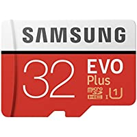 Samsung EVO Plus 32GB microSDHC UHS-I U1 95MB/s Full HD Nintendo Switch動作確認済 MB-MC32GA/ECO 國內正規保証品