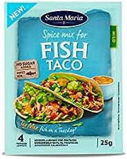 Santa Maria Tex Mex Fish Taco Spice Mix (Mild), 25 g