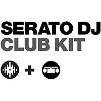 Serato DJ + 拡張パックバンドル 外部ミキサーでのDVS用セット Club Kit(クラブキット)
