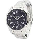 [セイコー]SEIKO 腕時計 KINETIC BLACK DIAL キネティック ブラック ダイアル SKA721P1 メンズ [逆輸入]