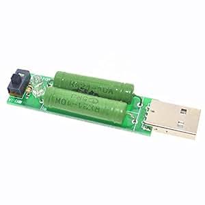 [koneko]USB 抵抗器/電流電圧テスター (1A/2A/3A抵抗器)