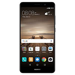 Huawei 5.9型 Mate9 SIMフリースマートフォン シャンパンブラック/51091JRW 【日本正規代理店品】 MATE9/BLACK