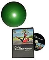 Pilates Small Ball Workout with Cindy Brain - DVD with Ball [並行輸入品]