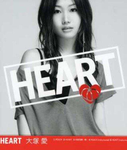 PEACH/HEART(DVD付)の詳細を見る
