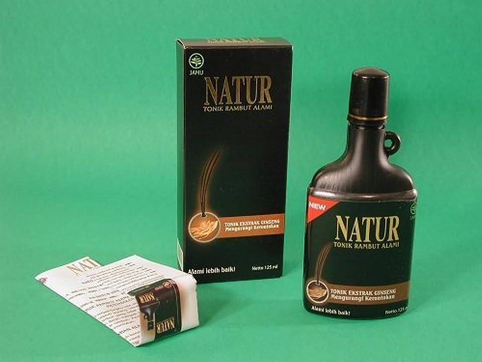 たくさんの大成り立つNATUR ナトゥール 天然植物エキス配合 Hair Tonic ハーバルヘアトニック 90ml Ginseng ジンセン [海外直商品]