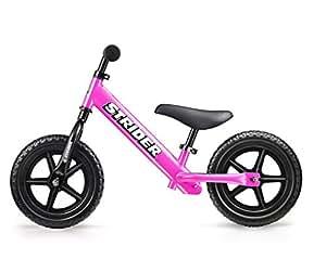 キッズ用ランニングバイク STRIDER(ストライダー)ピンク/ ST-J4
