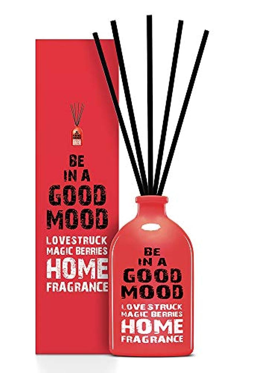 誇りメンタリティ偏差BE IN A GOOD MOOD ルームフレグランス スティック タイプ MAGIC BERRIESの香り (100ml)