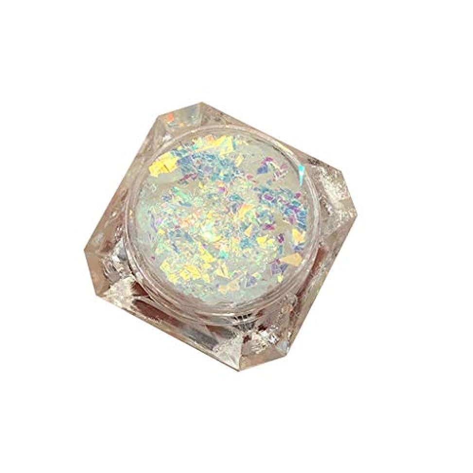 注目すべき孤独な作成者GOOD lask 接着剤フリーのスパンコール混合ゲルジェルクリーム真珠光沢のある高光沢グリッターグリッターアイパウダールースパウダージェルシャドウセット (N)