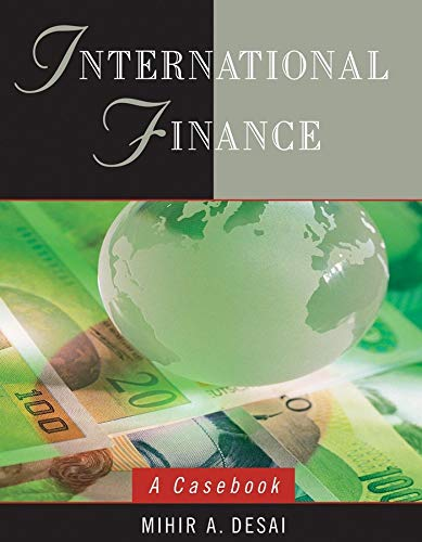 Download International Finance: A Casebook 0471737682