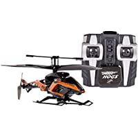 Air Hogs RC Axis 400x - R/C Helicopter Vehicle, Black and Orange [並行輸入品]