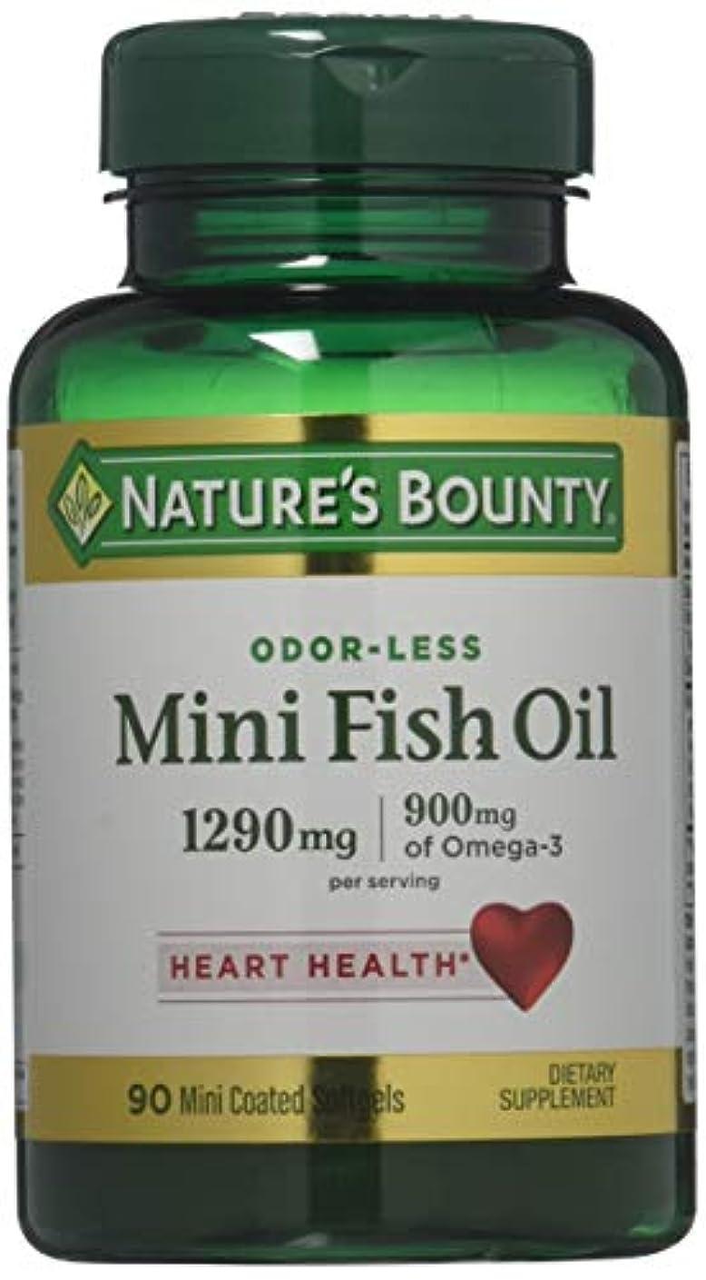 ジョージスティーブンソン補正不愉快に海外直送肘 Nature's Bounty Fish Oil Omega-3, 1290 mg, 90 caps