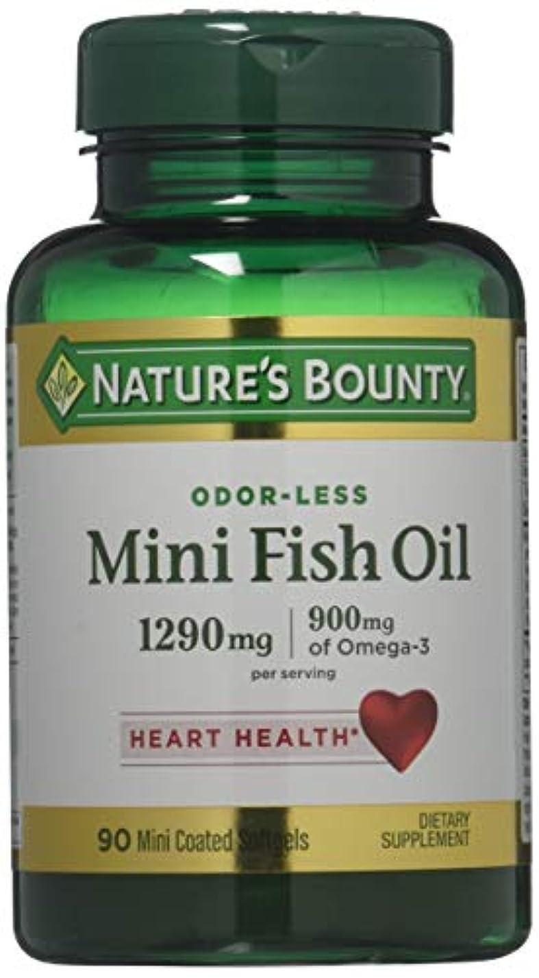 ラフレシアアルノルディ震えるエネルギー海外直送肘 Nature's Bounty Fish Oil Omega-3, 1290 mg, 90 caps