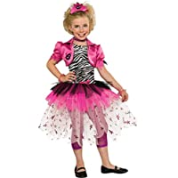 Punk Princess Costume, Pink, Medium [並行輸入品]