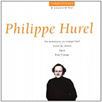 Hurel: Six Miniatures En Tromp