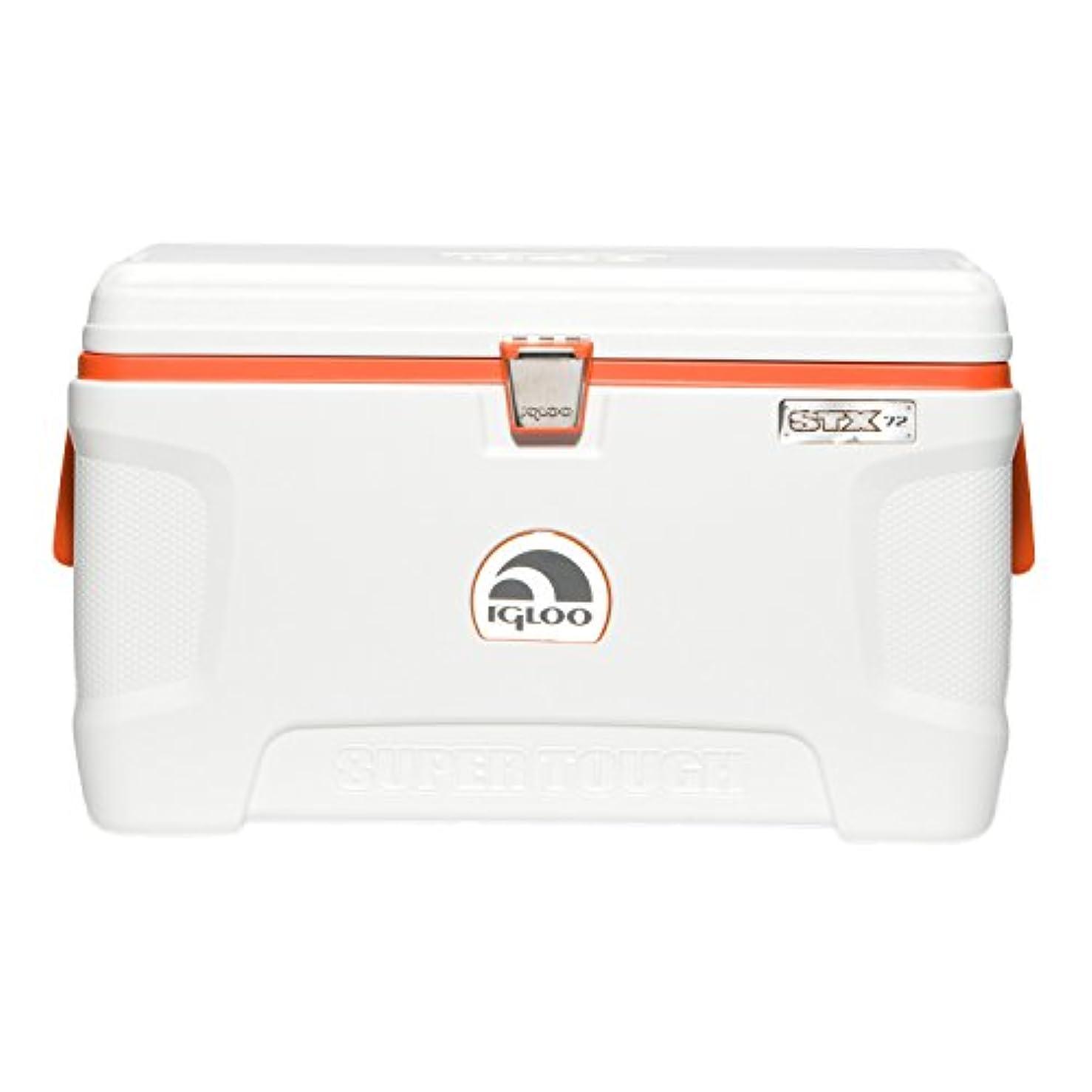 多様性調べるドットigloo(イグルー) スーパータフ 72 STX (68L) ホワイト/オレンジ #44950