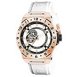 [Hydrogen] 腕時計 VENTO HW424401 メンズ ホワイト