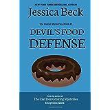 Devil's Food Defense (The Donut Mysteries) (Volume 25)