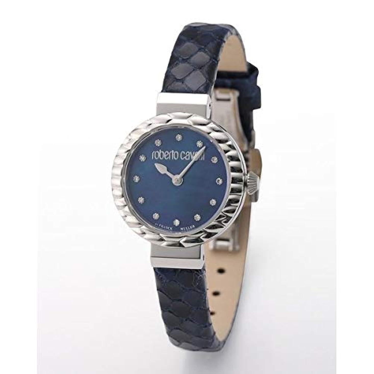 ゆりかご白雪姫消費するロベルトカヴァリ by フランクミュラー 腕時計 RV2L023L0141 レディース