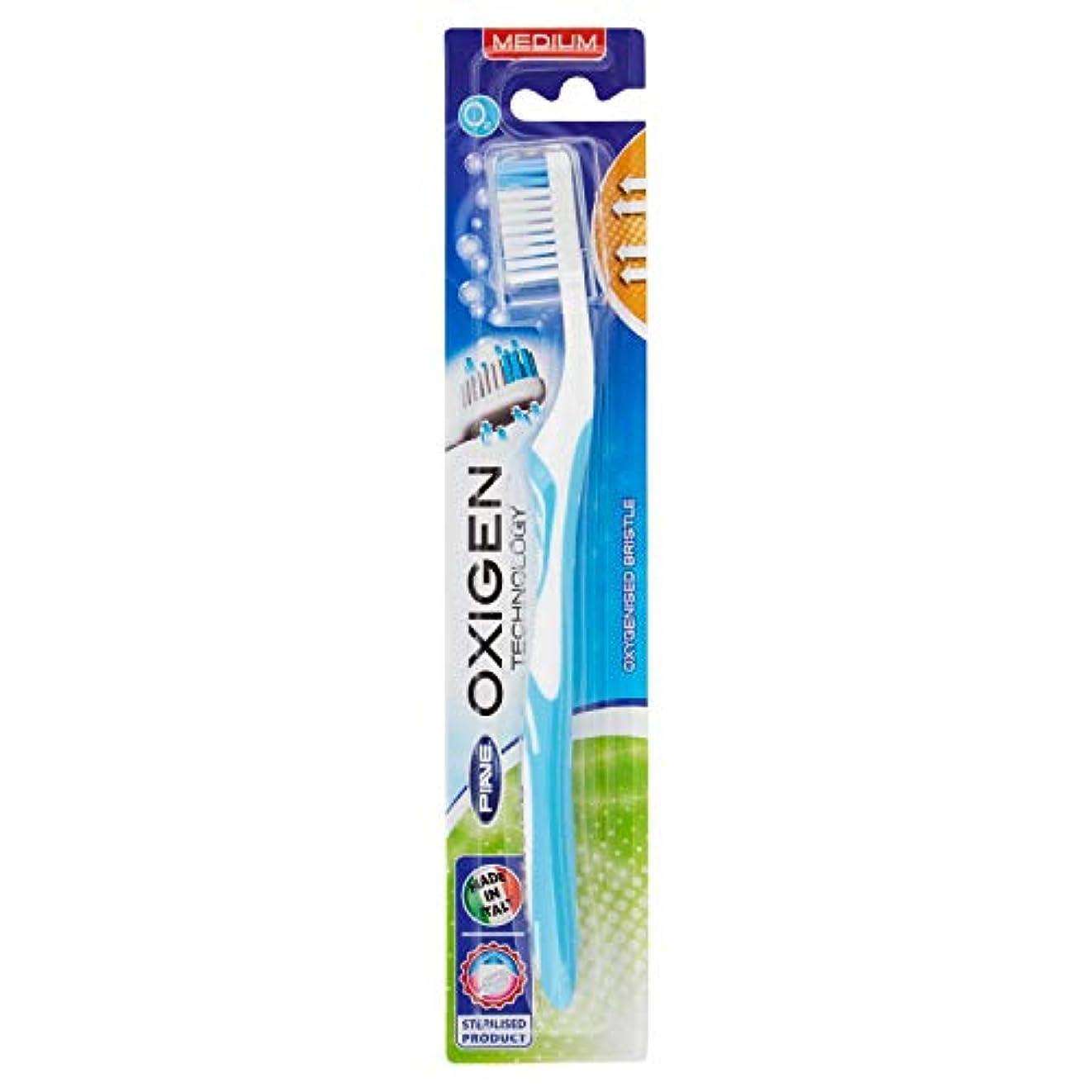 下に向けます会計士正統派オクシジェン歯ブラシ