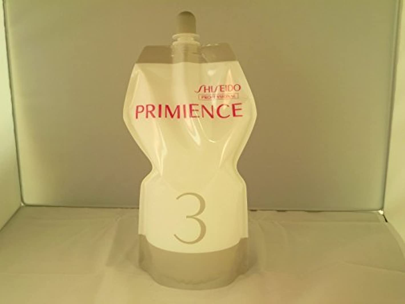 衝動マイル流用する資生堂 プリミエンス ディベロッパー AC3% 1000ml