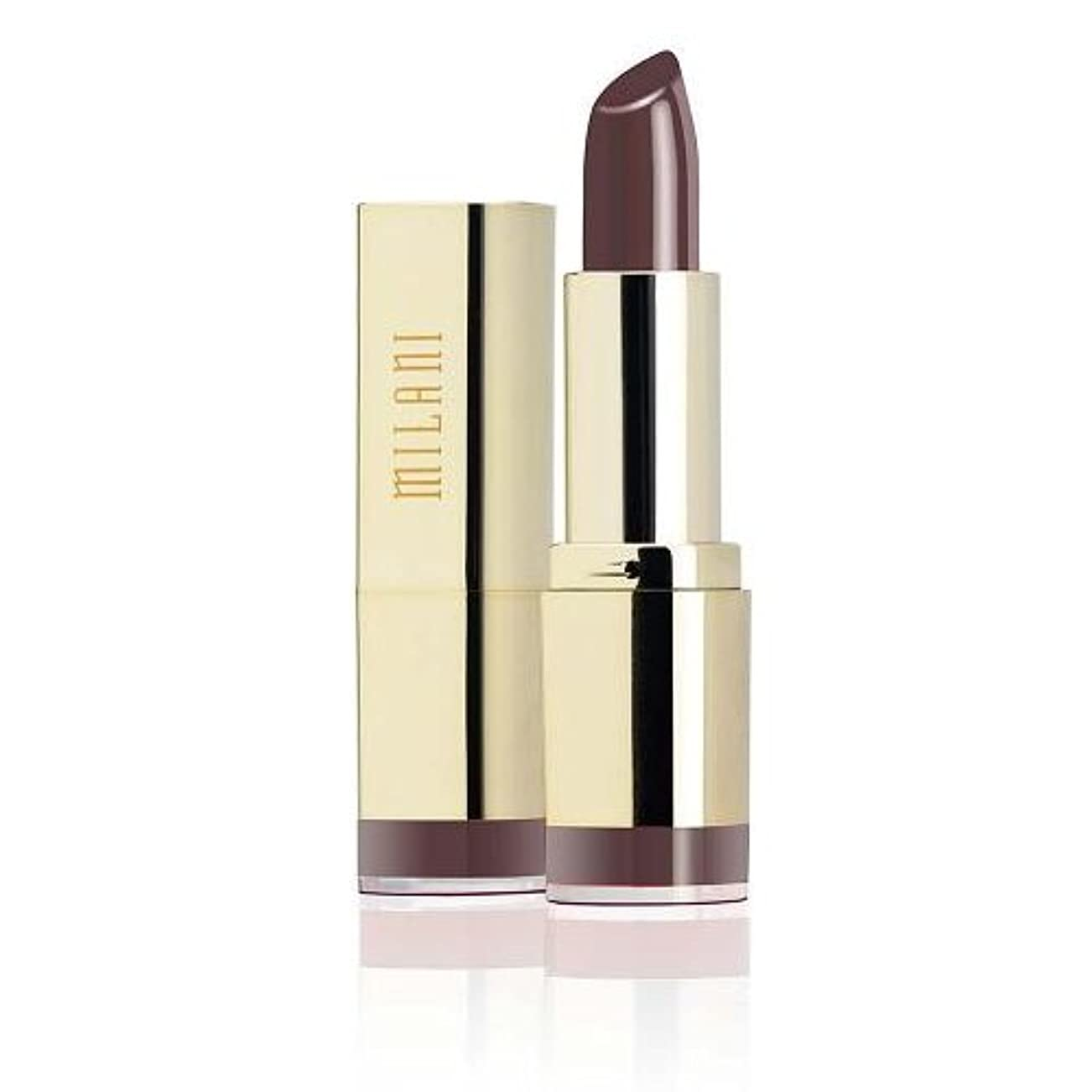 台風格差メロドラマティックMILANI Color Statement Lipstick - Double Espresso (並行輸入品)