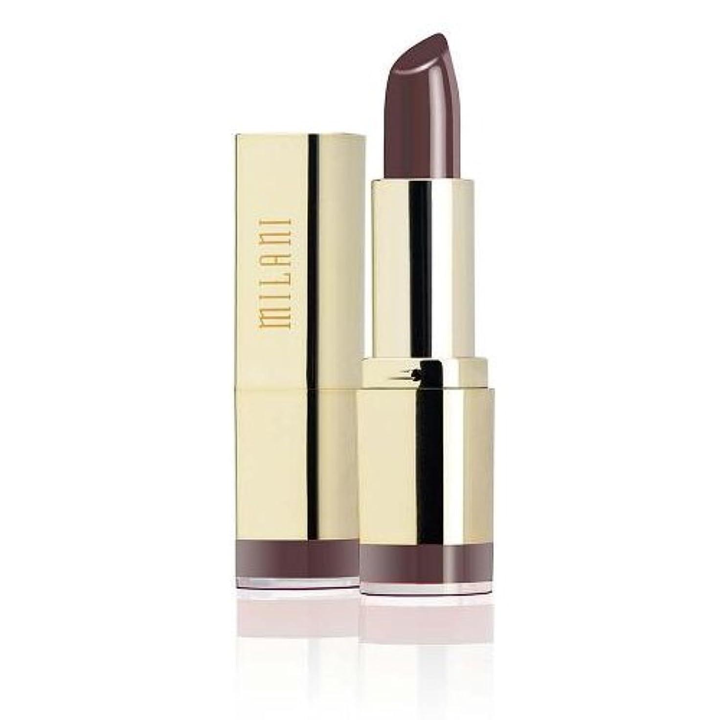 実験をする含む鳴り響くMILANI Color Statement Lipstick - Double Espresso (並行輸入品)