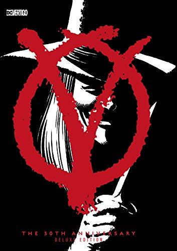 Download V for Vendetta 30th Anniversary Deluxe Edition 1401285007