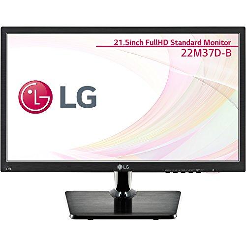 LG Electronics Japan 21.5型 TN 非光沢 1920×1080 ブラック 22M37D-B