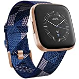 Fitbit FB507RGNV Versa 2 SE, Navy/Pink