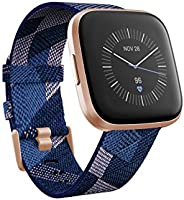 Fitbit Versa 2 Special Edition Health & Fitness Smartwatch with Heart Rate, Music, Alexa Built-in, Sleep & Swim...