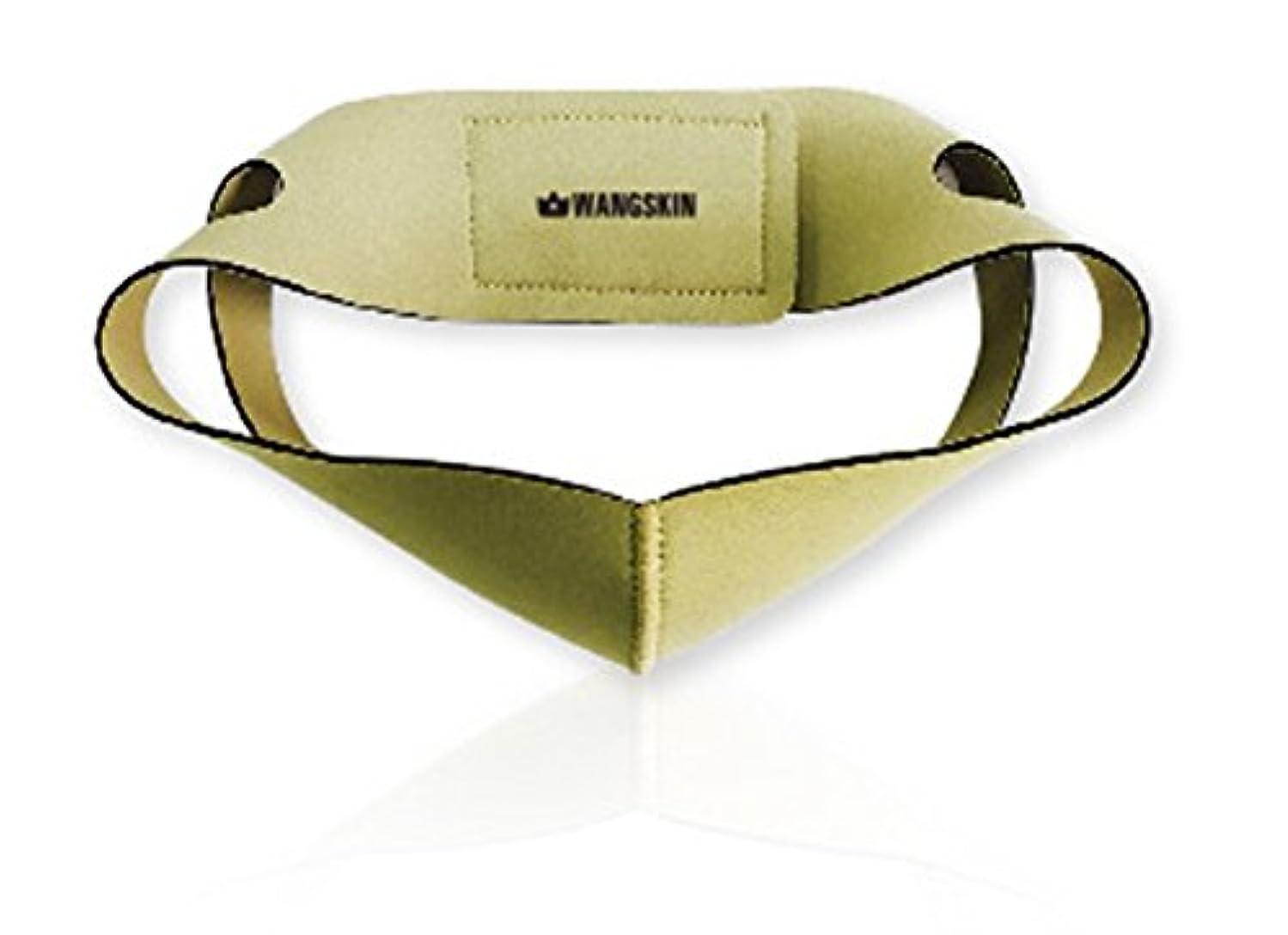 ラッチ中間制約WANSKIN Face V-line リフティングバンド バイオネオプレンシ ワ改善 弾力 ISO9001認証 海外直送品 (Face V-line Lifting Band Bio NeoFran Wrinkle Elasticity...
