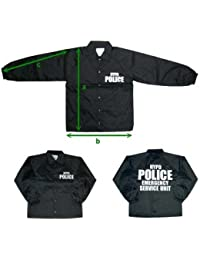MIL-FORCE ウィンドブレーカー NYPD(ニューヨーク市警)